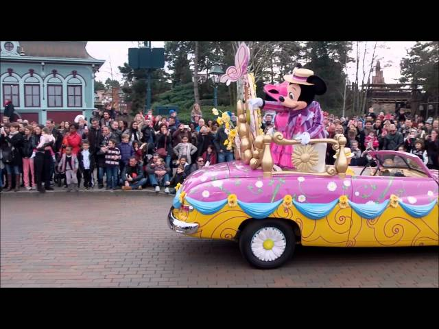 podcast  le printemps est de retour  u00e0 disneyland paris