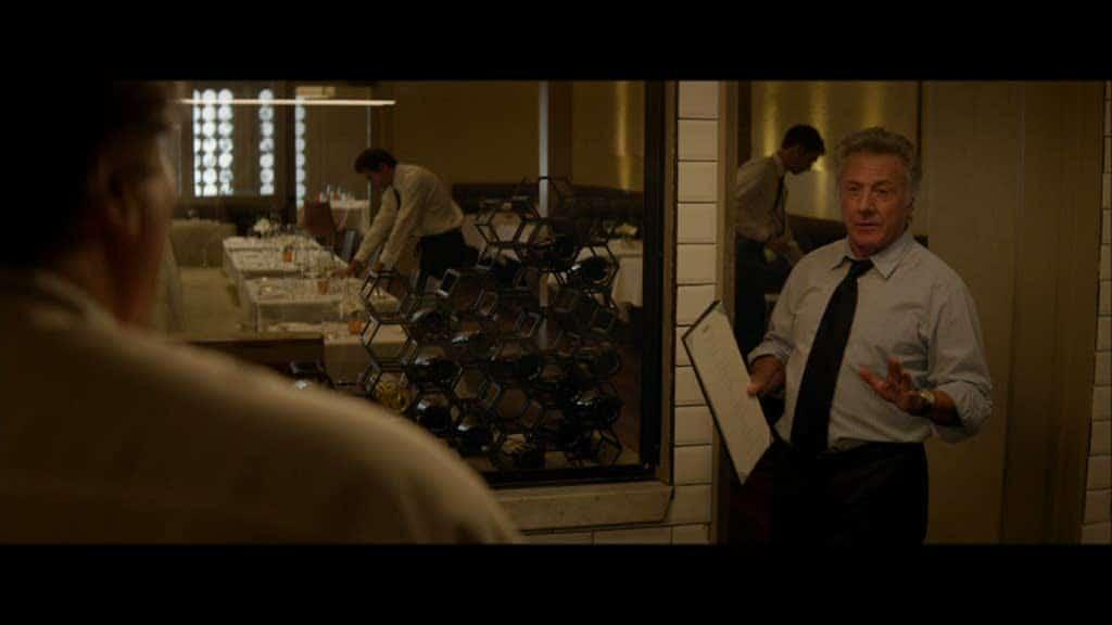 Riva (Dustin Hoffman)