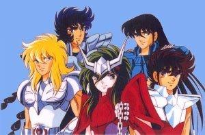Saint Seiya : la série TV...
