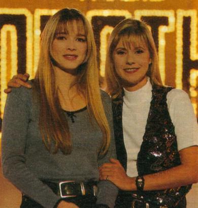 Hélène et Dorothée