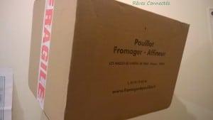 """Une box de découverte """"Fromages du mois"""" ? C'est possible, nous avons testé. 1"""