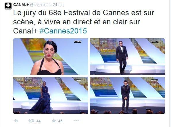 Cannes 2015 - Le Jury 1