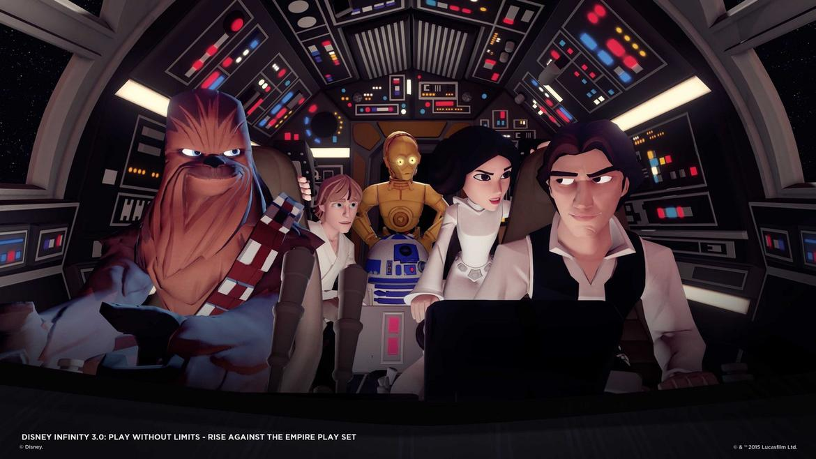 Disney Infinity 30 Star Wars PS_Announce_Ss_All