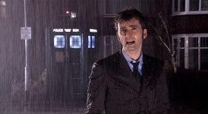 Chronique d'un anniversaire sous le signe de Doctor Who, après avoir vu en famille les 8 saisons de la nouvelle série. The Majestic Tale (Of a Madman in a Box). 10