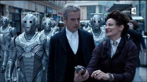 Chronique d'un anniversaire sous le signe de Doctor Who, après avoir vu en famille les 8 saisons de la nouvelle série. The Majestic Tale (Of a Madman in a Box). 13