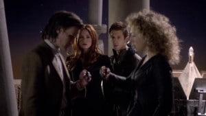 Chronique d'un anniversaire sous le signe de Doctor Who, après avoir vu en famille les 8 saisons de la nouvelle série. The Majestic Tale (Of a Madman in a Box). 16