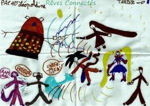 Chronique d'un anniversaire sous le signe de Doctor Who, après avoir vu en famille les 8 saisons de la nouvelle série. The Majestic Tale (Of a Madman in a Box). 51