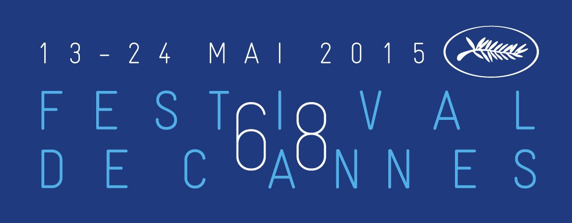 Logo Festival de Cannes 2015
