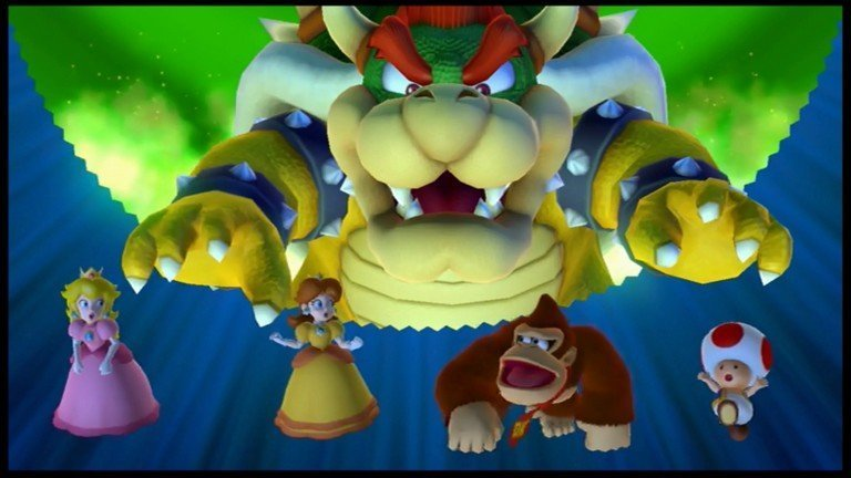 Mario / Bowser Party 10
