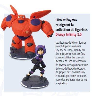Disney Infinity Les Nouveaux Heros