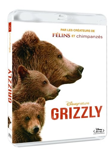 Grizzly Jaquette Blu Ray