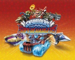 Les figurines connectées Skylanders reviennent le 25 septembre 2015 avec SuperChargers. 1