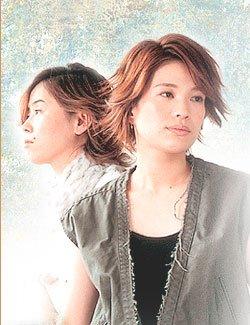 See Saw... A gauche c'est Yuki^^