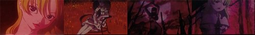 Petit bonus du livret de cet OST, quelques captures de l' Oav 3 !!