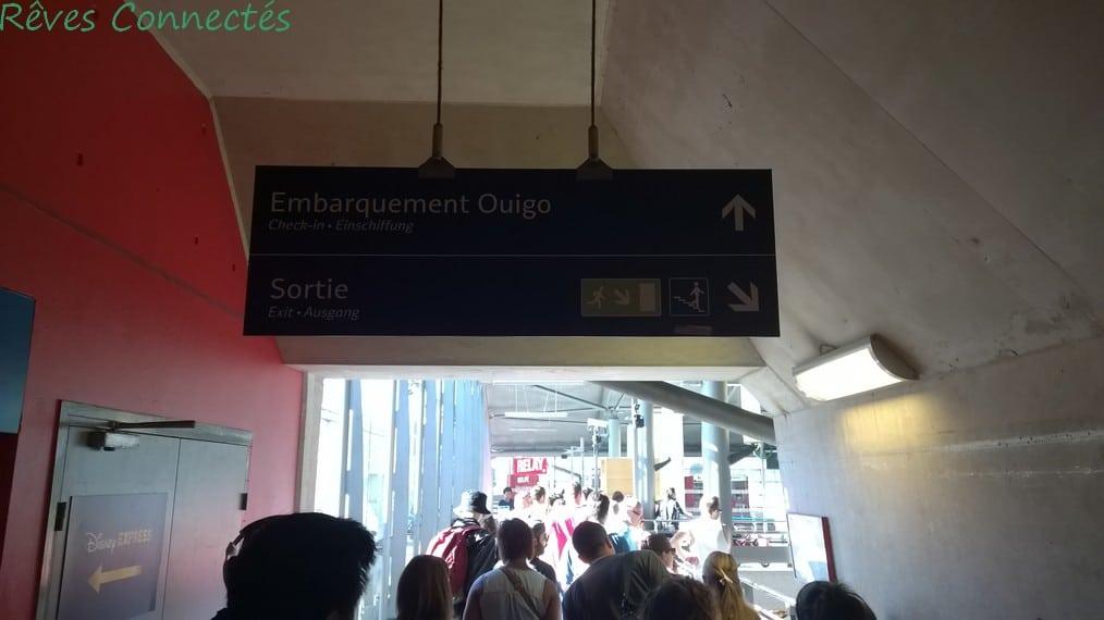 Gare de Marne La Vallee Disneyland Paris TGV Oui Go WP_20150803_015