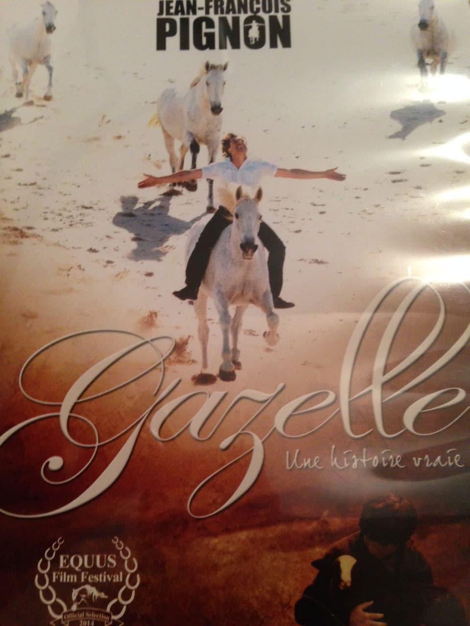 dvd-'Gazelle'