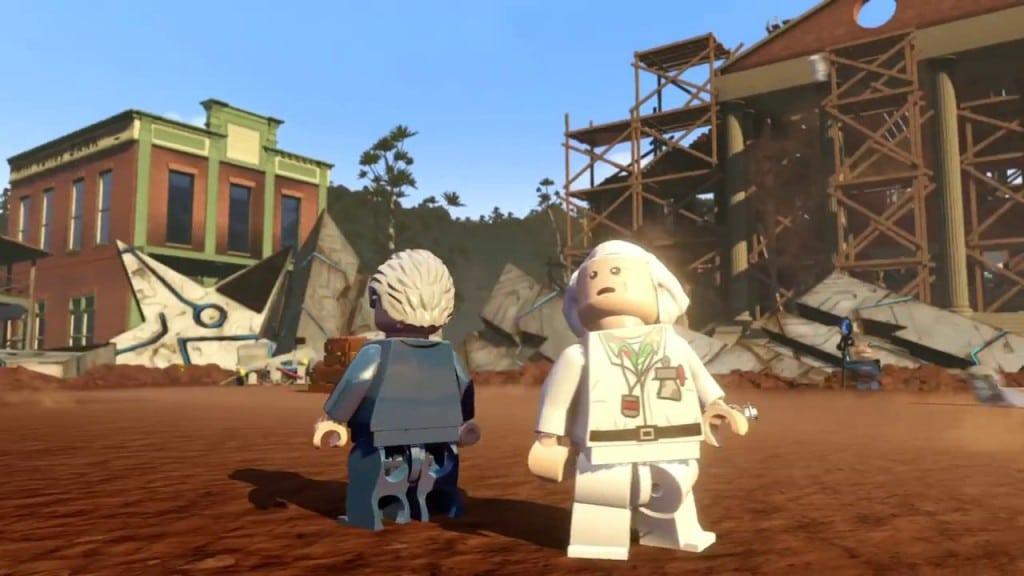 Avant-première LEGO Dimensions, 3 semaines avant sa sortie. 22