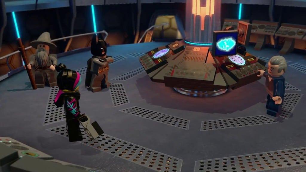 Avant-première LEGO Dimensions, 3 semaines avant sa sortie. 27