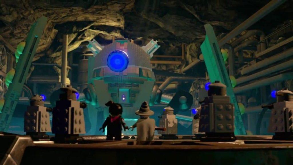 Avant-première LEGO Dimensions, 3 semaines avant sa sortie. 29