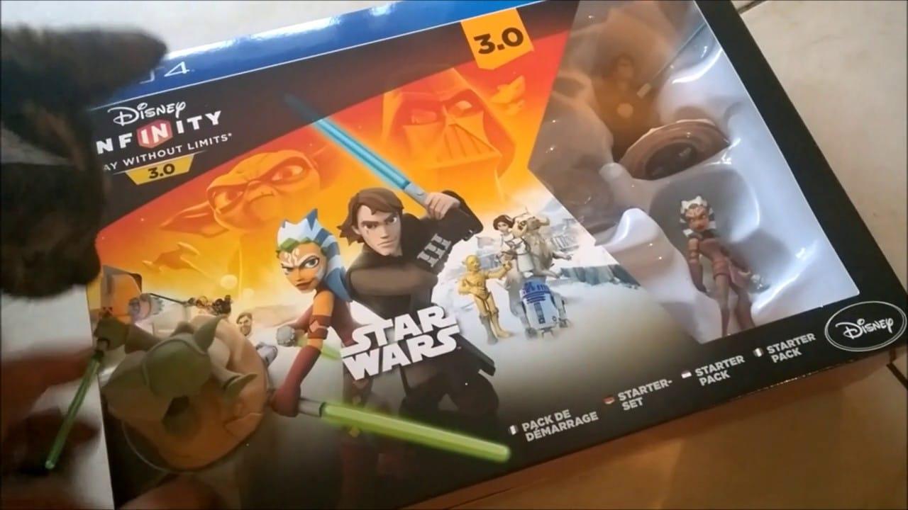 Pack de démarrage Disney Infinity 3.0
