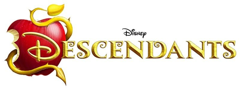 Descendants logo titre
