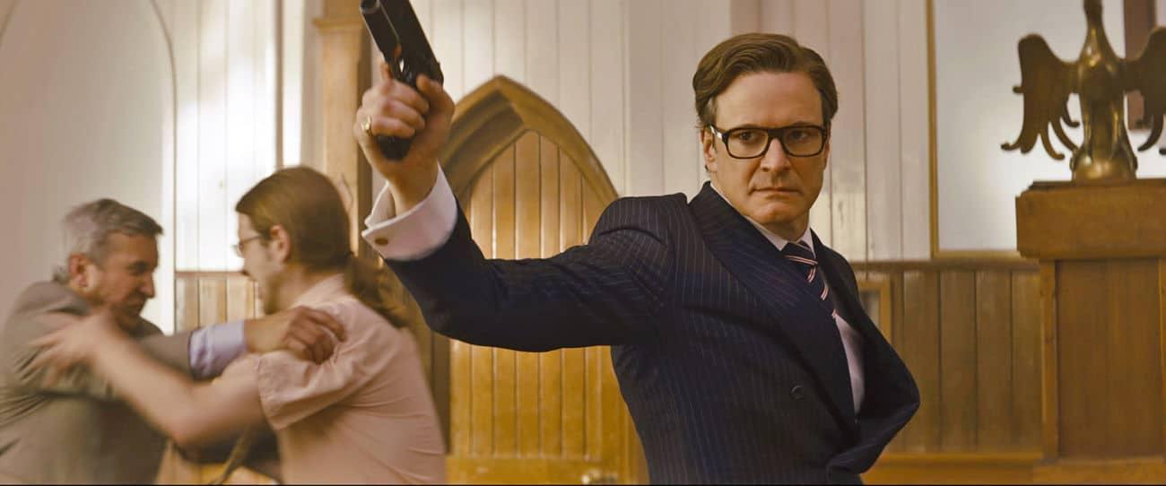 Harry Hart / Galahad (Colin Firth)