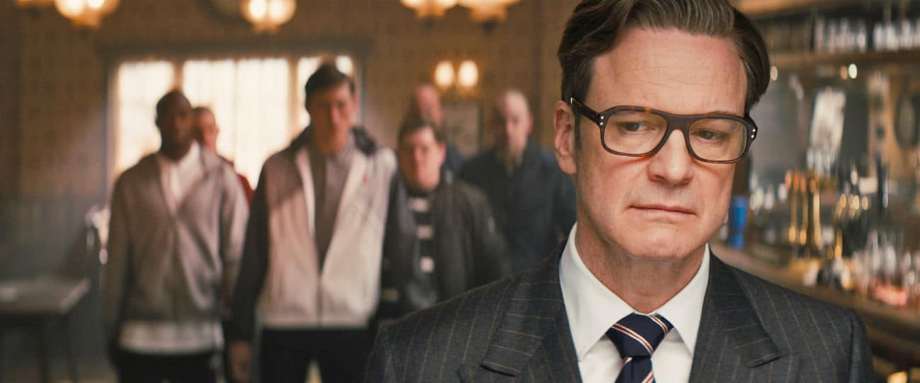 Harry Hart / Galahad (Colin Firth)