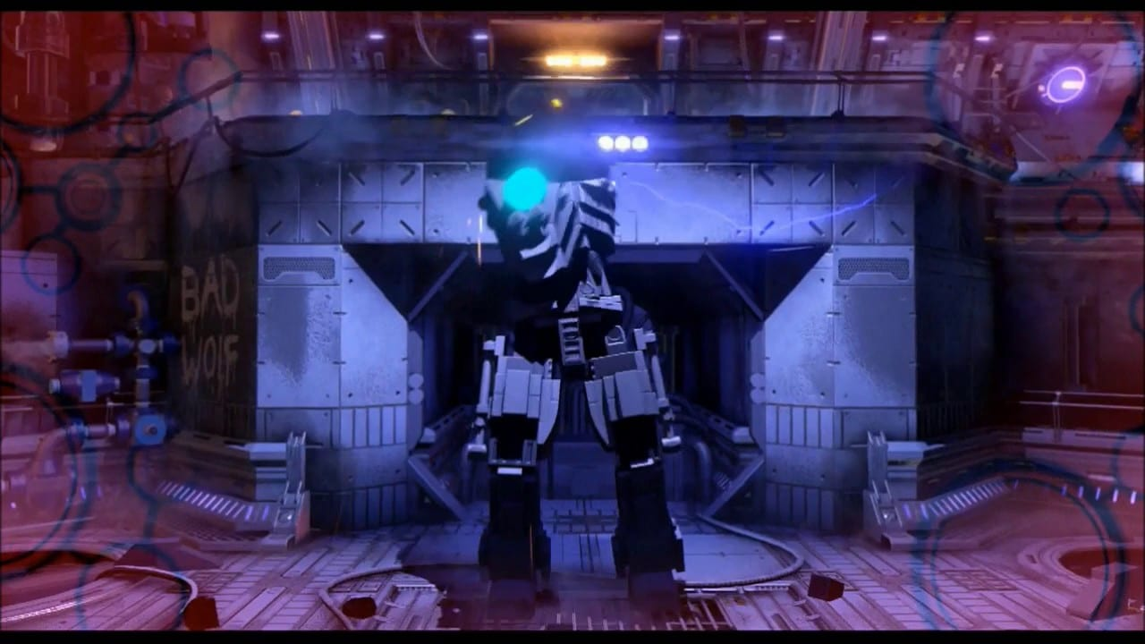 Doctor Who : Cyberman / Cybermen dans LEGO DIMENSIONS !