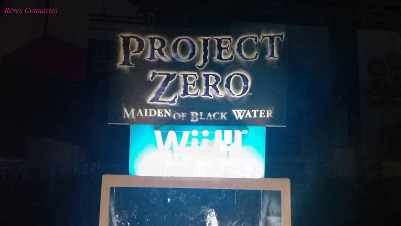 Paris Games Week Project Zero