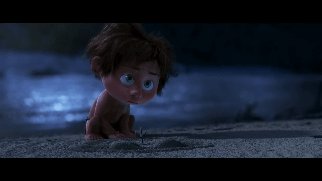 Disney Pixar - Le voyage d'Arlo - Spot