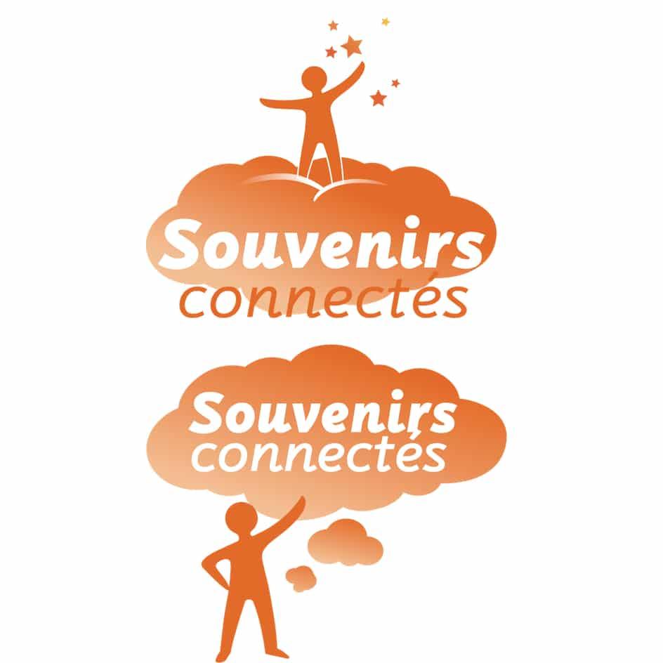 Logos Souvenirs Connectés