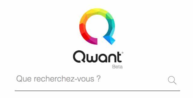 Logo Qwant Beta