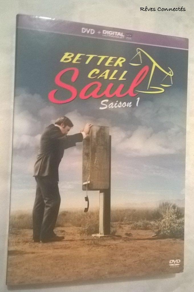 Coffret DVD Better Call Saul