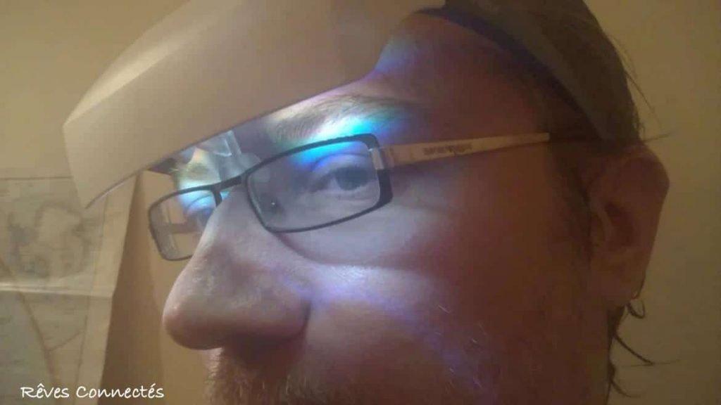 Luminothérapie avec Luminette
