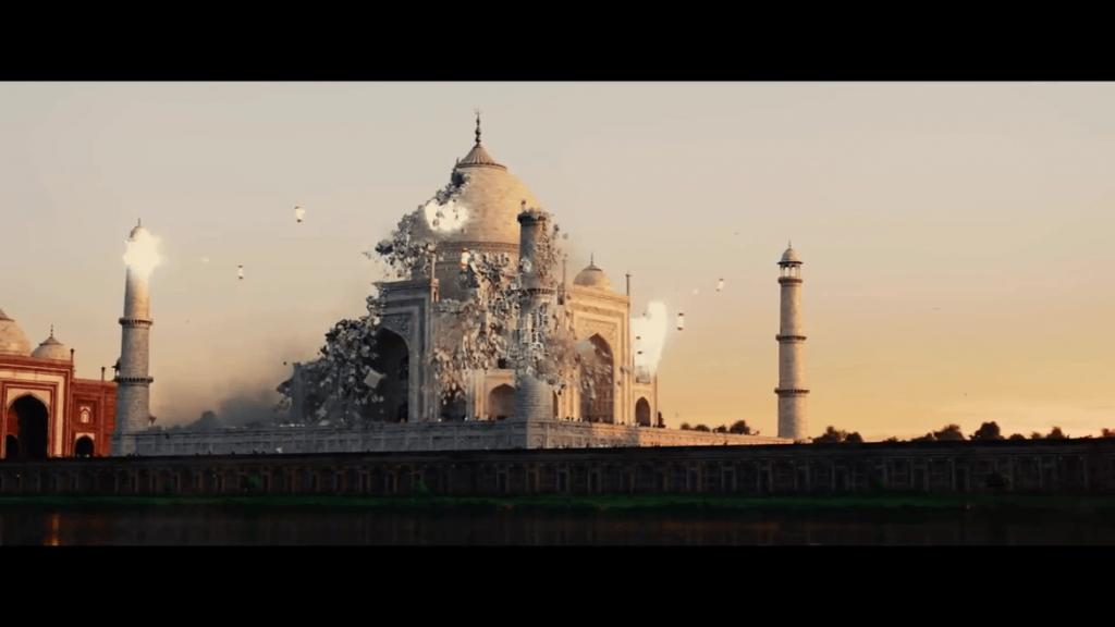 Pixels Movie - Arkanoid