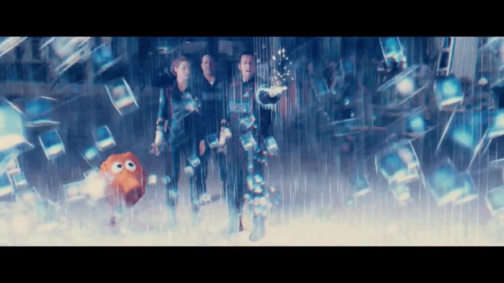 Pixels Movie - Les geeks et Q-Bert