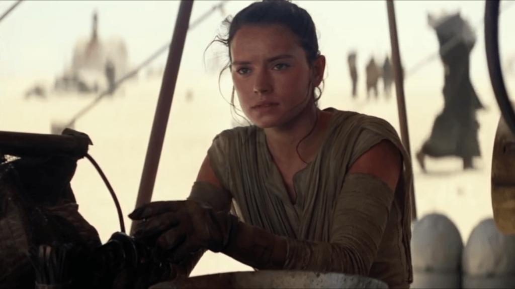 Star Wars Le Reveil de la Force - Rey