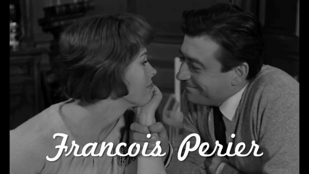 L'Amant de 5 Jours TF1 Vidéo - François Perier