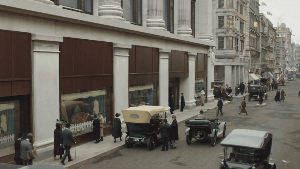 Mr Selfridge - Selfridges