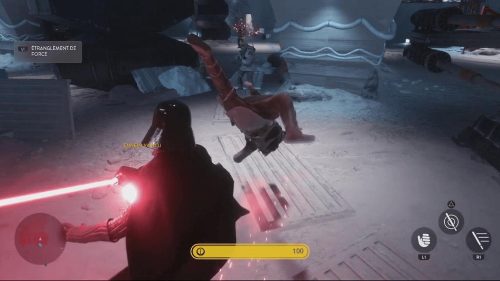 Star Wars Battlefront - Dark Vador