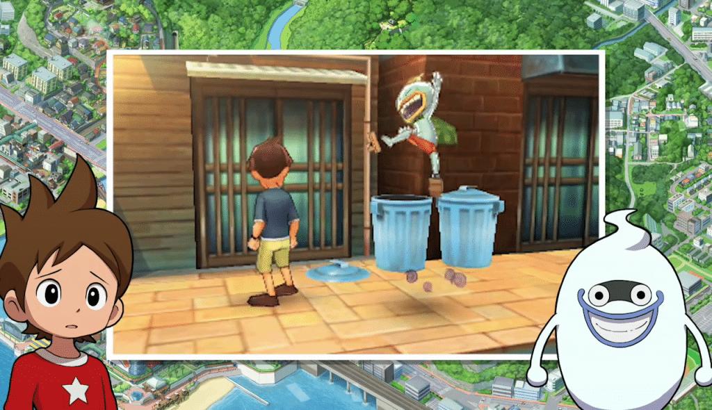 Yokai Watch Nintendo 3DS