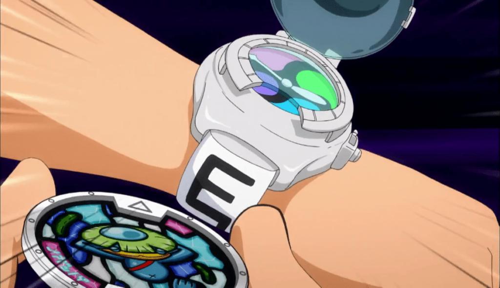 Yokai Watch anime trailer