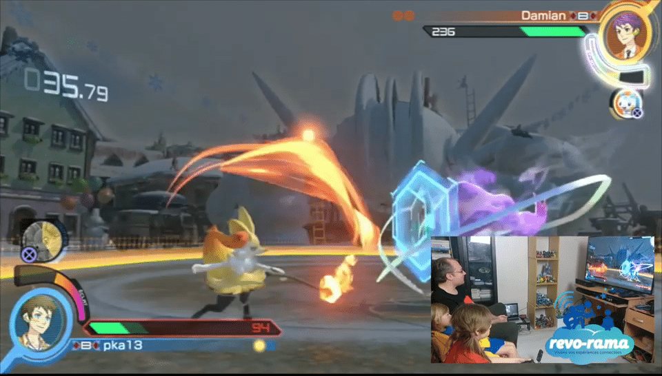 Pokken Tournament Revorama
