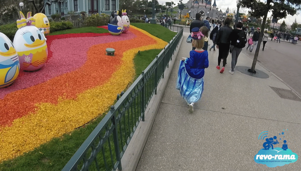Revorama Disneyland Paris Printemps 2016