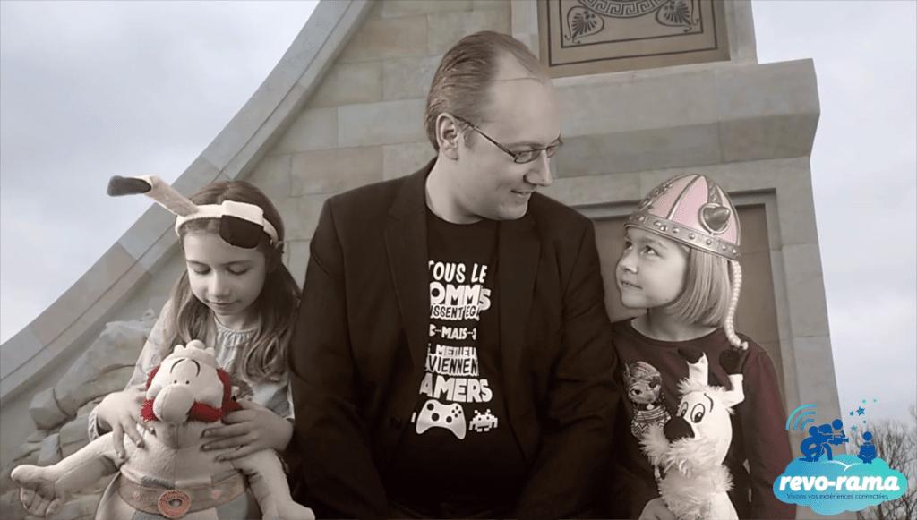 Revorama Parc Astérix Discobelix en Famille