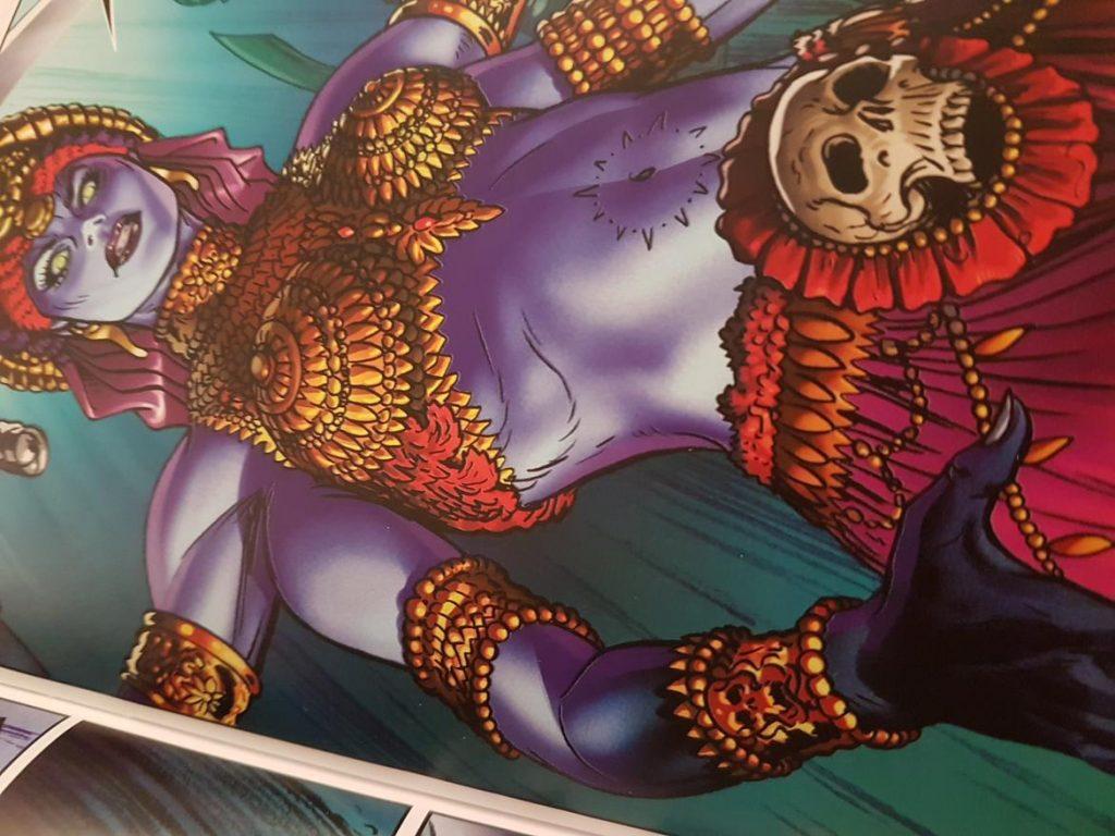 Comics Dr Who Titan Akileos - Annee 1 - 11eme docteur
