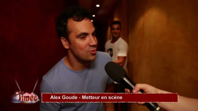 Alex GOUDE (metteur en scène)