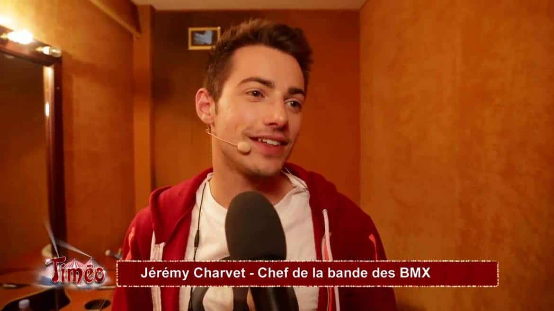 Jérémy Charvet (Chef de la bande BMX)