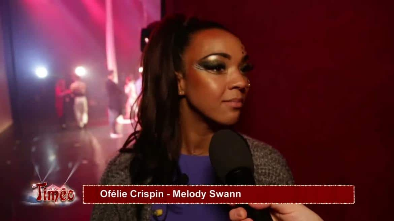 Mélodie Swann (Ofélie Crispin)