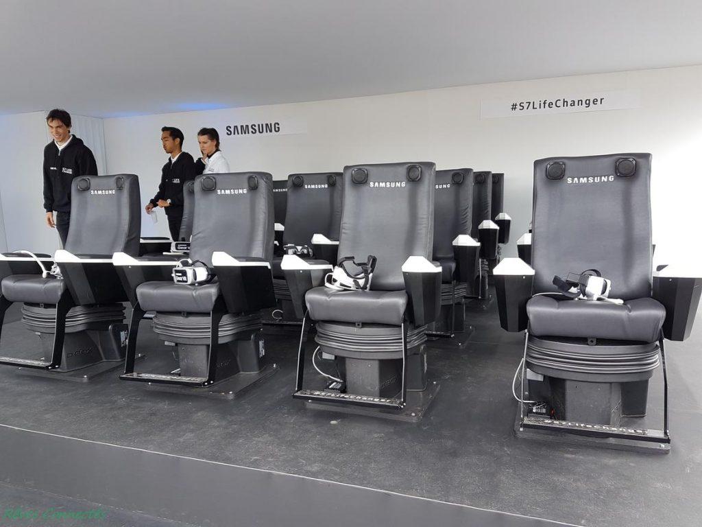 S7 Life Changer Park 2016 Paris Gear VR
